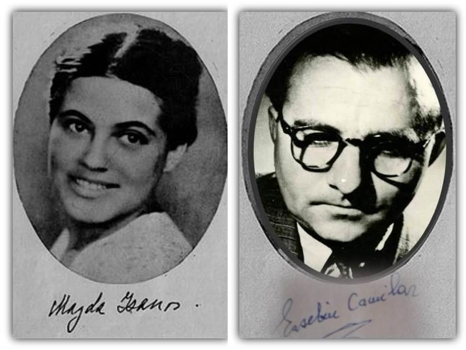 Magda ed Eusebius
