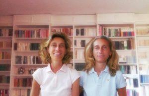 Alessandra e Antonella Stoppini
