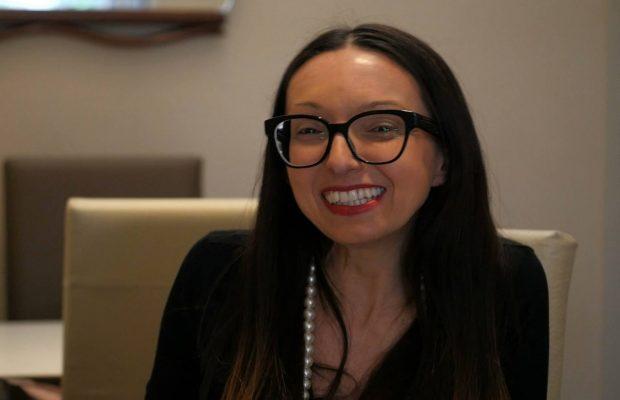 Ritratto di Annarita Briganti, giornalista, scrittrice… lettrice.