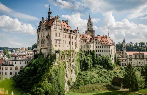 Via Crucis tra i castelli di Sigmaringen
